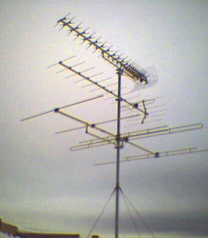 Директорные антенны.